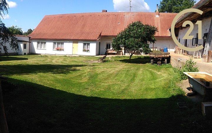 Prodej, Zemědělská usedlost, 1150m² - Hadravova Rosička
