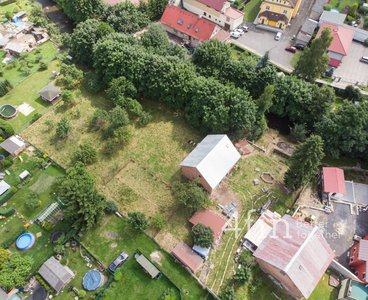 Prodej pozemku pro bydlení, 2919m² - Ostrov