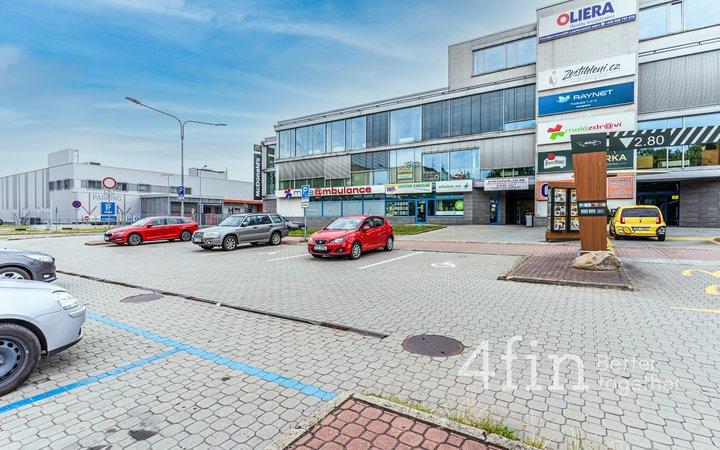 Pronájem, Obchodní prostory, OC Oliera 149m² - Ostrava - Poruba