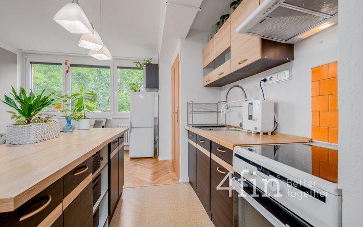 Prodej bytu 3+kk po rekonstrukci 57m², Dělnická ul. - Kolín II