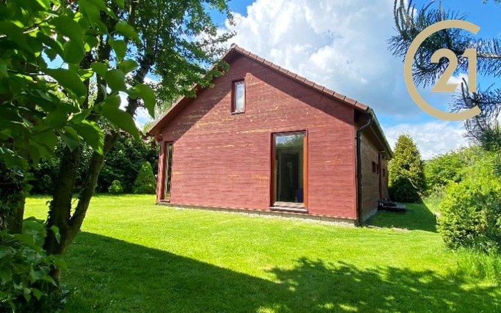 Prodej, Rodinný dům 101m², pozemek 2567 m²  - Klučenice -  Cena k jednání