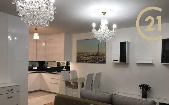 Pronájem bytu 2+KK, 56 m2, Olšanská , Praha - Žižkov