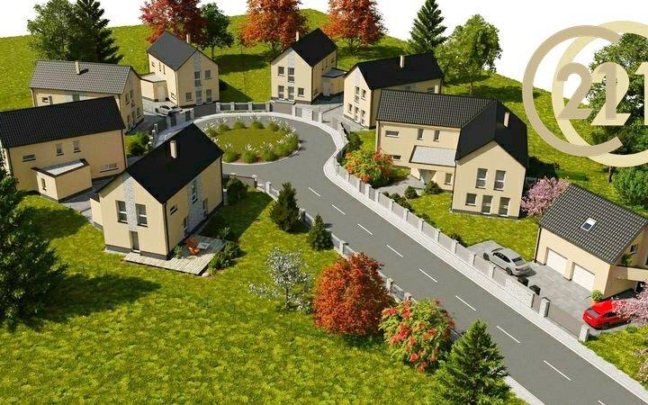 Prodej rodinných domů v obci Nová Ves II, Rostoklaty, okres Kolín