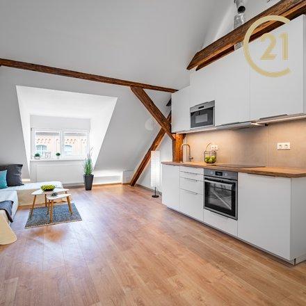 Prodej krásného bytu 1+kk v Chrudimi