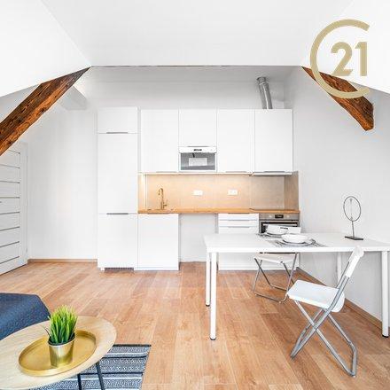 Prodej nového bytu 1+kk v centru Chrudimi, Novoměstská