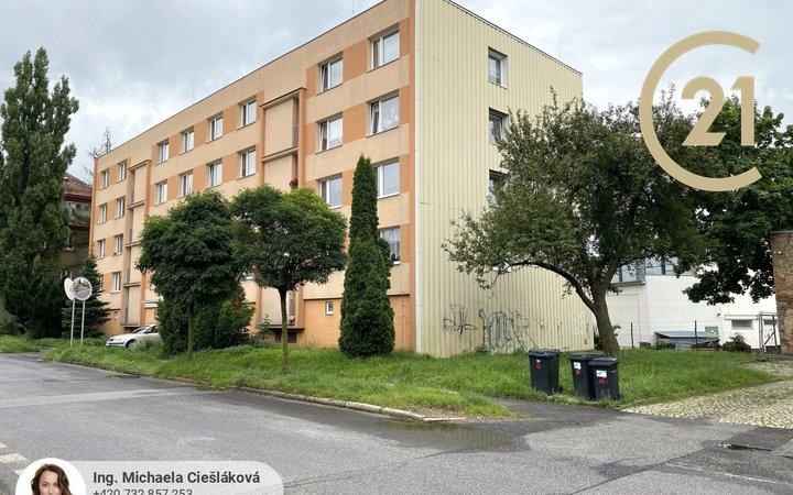 Pronájem, byt 2+1, 52m² - Liberec