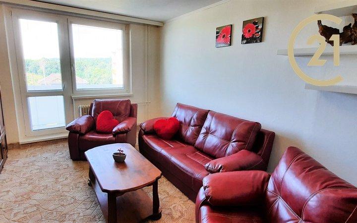 Pronájem bytu 1+1, 36m² - Mokrá-Horákov - Mokrá