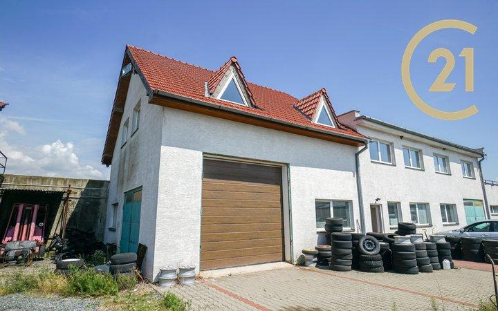 Prodej, Obchodní prostory, 3.789 m² - Holasice