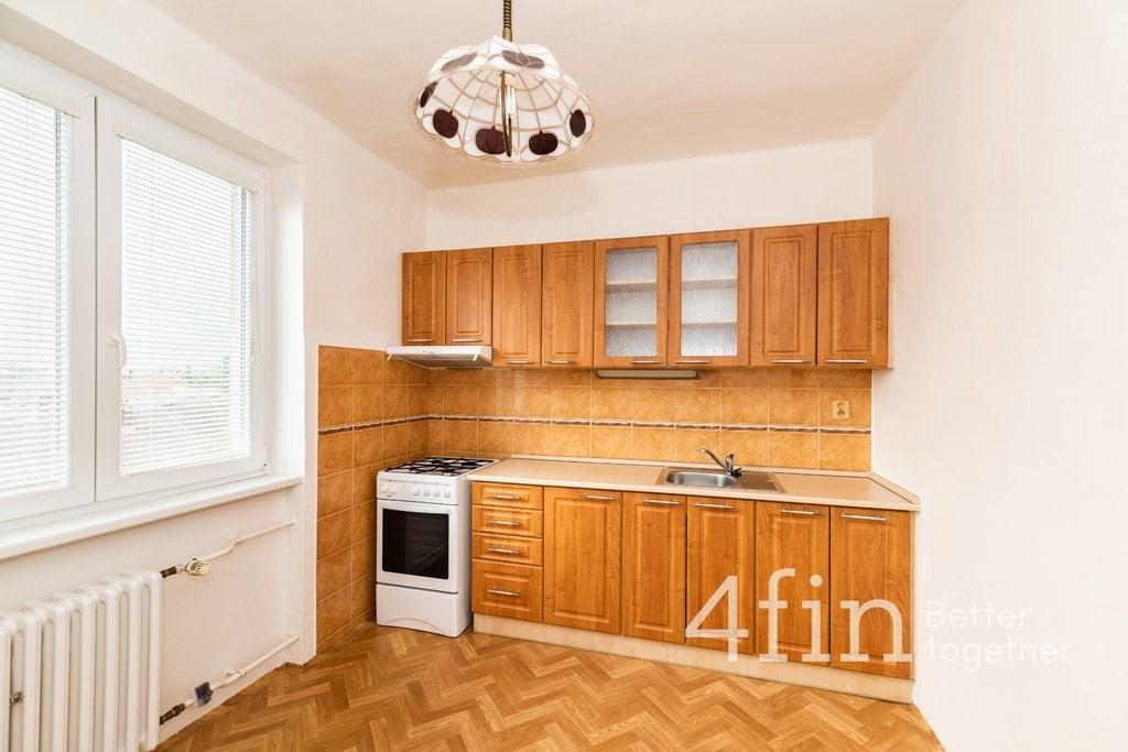 Prodej bytu 1+1, 40m², Na Okraji, Plzeň - Skvrňany