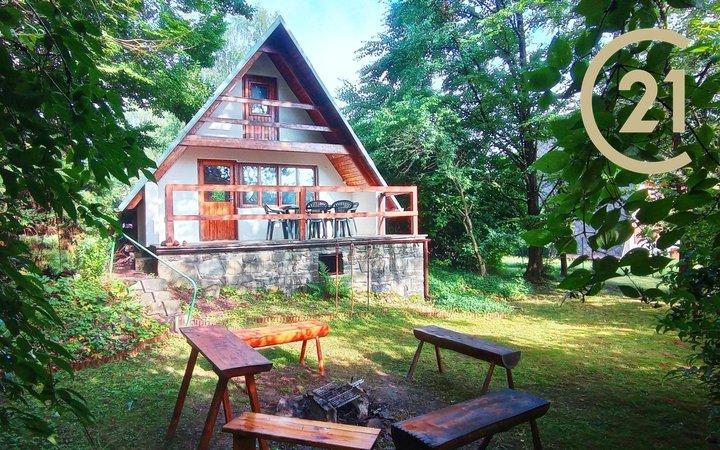 Prodej, Chata, 52 m² - Bouzov