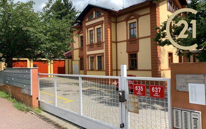 Prodej parkovacího stání Budějovická, Praha