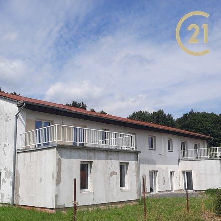 Prodej, dům se 3 byty, 555m² - Černé Voděrady