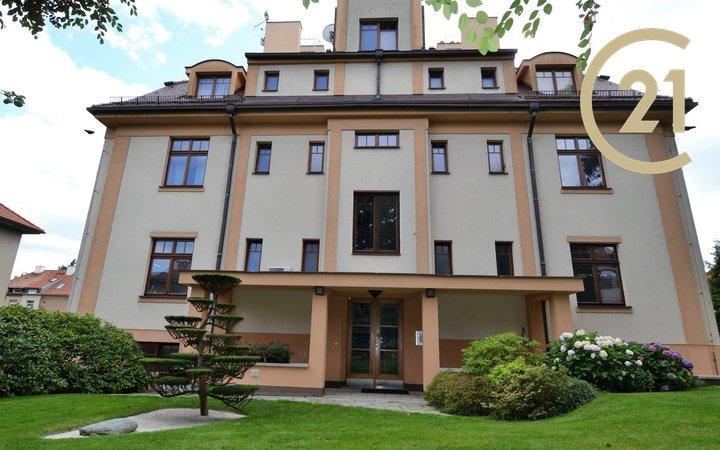 Pronájem, Kanceláře, 126m² - Praha 6 Hanspaulka