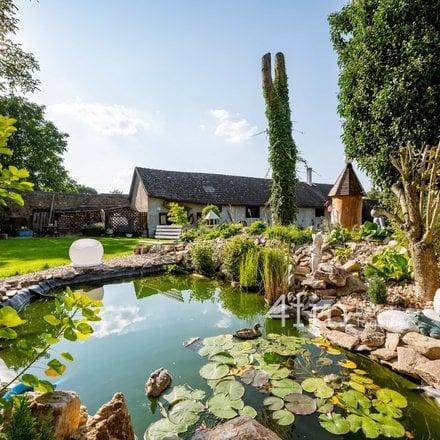 Prodej rodinného domu, 150m², zahrada 2.800m² - Miličín - Záhoří u Miličína