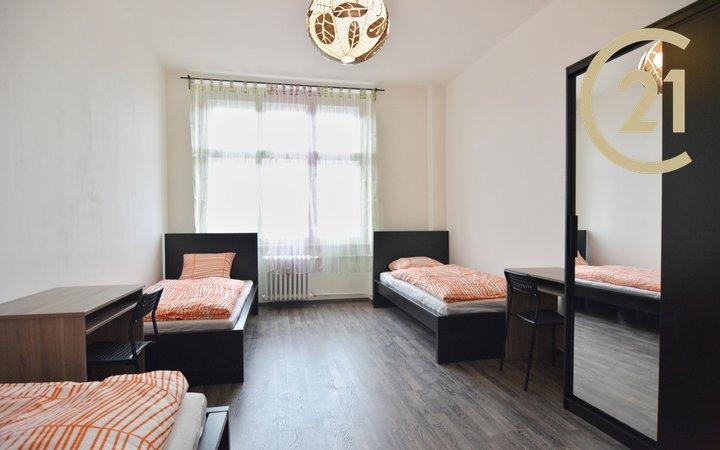 Pronájem bytu 2+1, 52 m2, Praha 10 - Vršovice