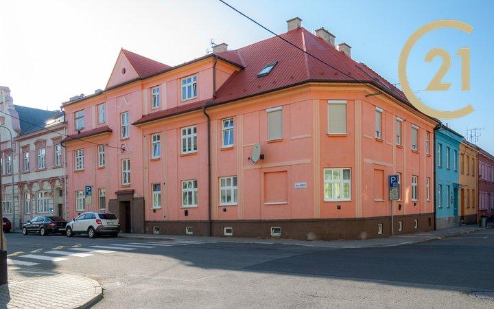 Prodej bytu 1+1, Nový Jičín, ul.Msgr. Šrámka.