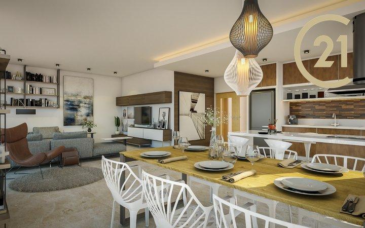 Prodej nízkoenergetické vily, 230m² - Želešice