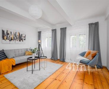 Prodej víceúrovňového bytu 2+1, 65m² , Křížová, Praha 5 - Smíchov