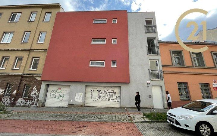 Prodej bytu 2+1, Brno, Francouzská