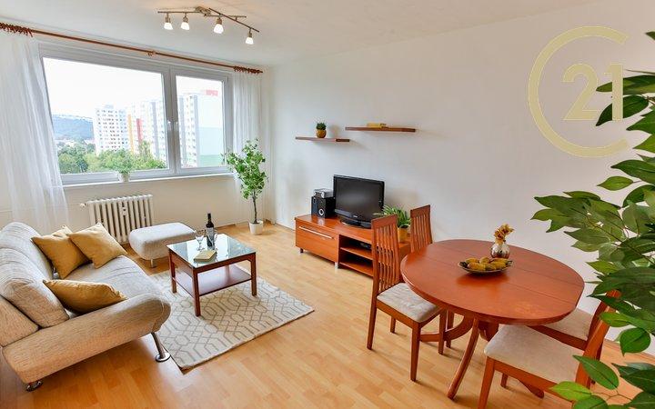 Prodej bytu 3+kk s lodžií (62,35 m2), Praha - Modřany