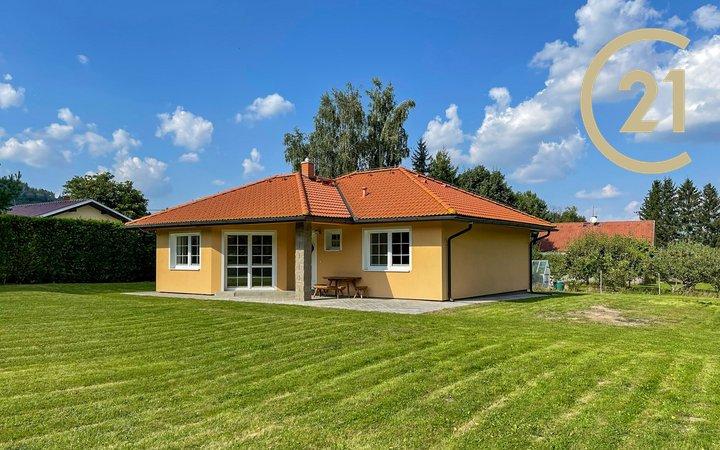 Pronájem rodinného domu 98 m², Běštín