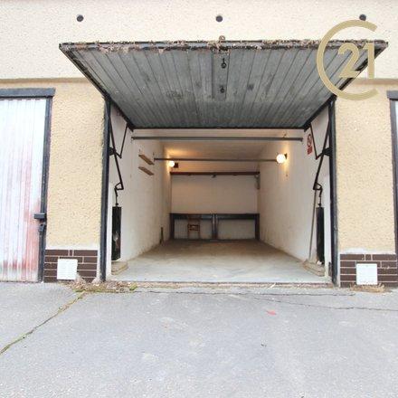 Pronájem garáže 17 m² Brno - Komín