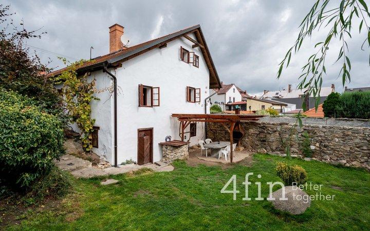 Prodej rodinného domu, 202m², 461m² pozemek - Sedlec-Prčice - Sedlec