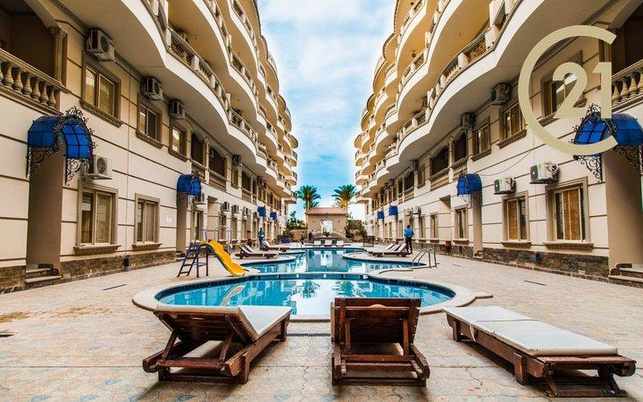 Prodej bytu - Apartmán 1+kk, 49m² - Hurghada