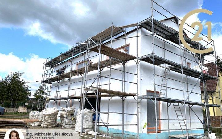 Prodej, novostavba rodinného domu, 147 m², Liberec