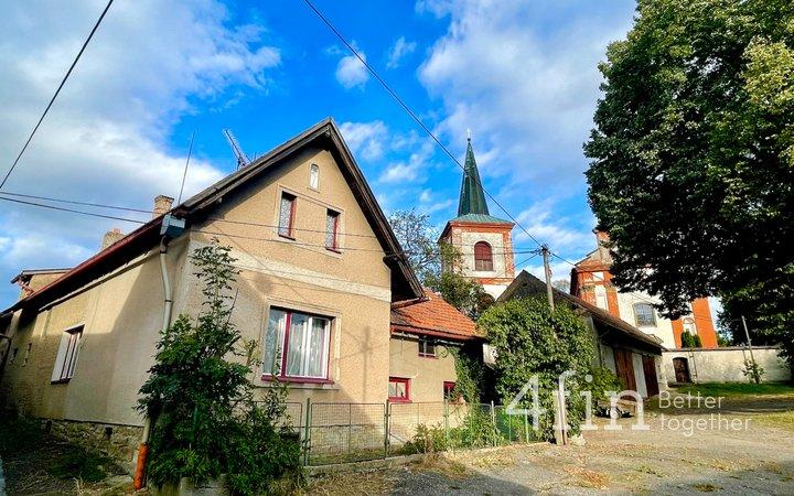 Prodej, Rodinné domy, 500m² - Choceň - Hemže