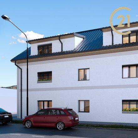 Prodej, Byty 2+kk, 53,16 m2, Šternberk, Olomoucká ul.