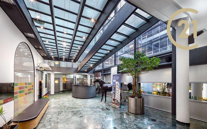 Pronájem, Kanceláře, 141 m2 - 420m² -