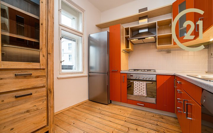 Pronájem bytu 4+kk, (104 m2), v blízkosti metra Anděl, Karla Engliše, Praha 5
