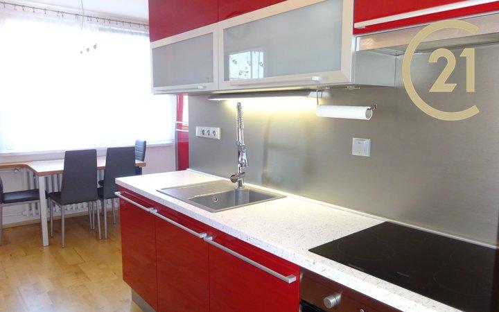 Pronájem, bytu 3+1, 66 m² - Hulín