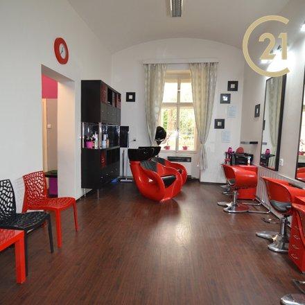 Pronájem komerčního prostoru 70 m² -Legerova, Praha 2
