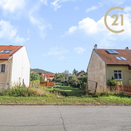 Prodej stavebního pozemku - 308 m² - ul. Živného, Bystrc - Brno