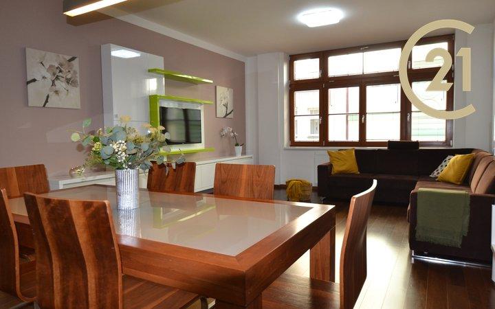 Pronájem bytu  3+kk/P/B 102 m² - Praha 4 Michle