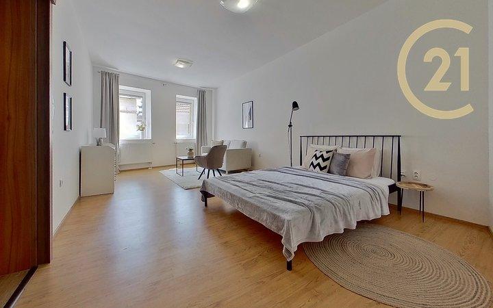 Prodej bytu 1+1, 51 m²