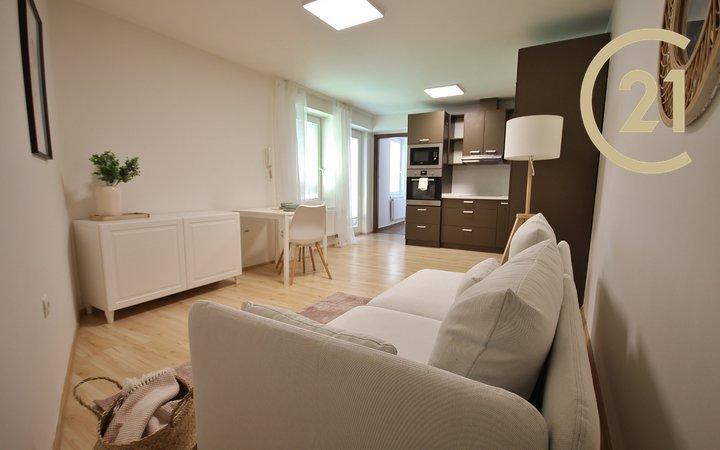Prodej bytu 2+kk s terasou, 54 m²