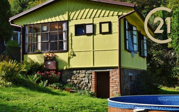 Prodej chaty Rakovec 31 m², pozemek 383 m² - Brno, Bystrc
