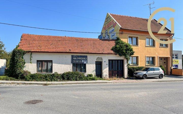 Prodej, Rodinné domy, 1+1 42 m² - Uherský Brod
