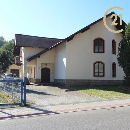 Exkluzivní prodej objektu k ubytování se 4 samostatnými apartmány v Desné v Jizerských horách.