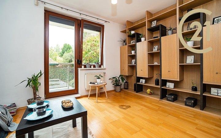 2+kk, 49 m² ve skvělé lokalitě Praha - Podolí