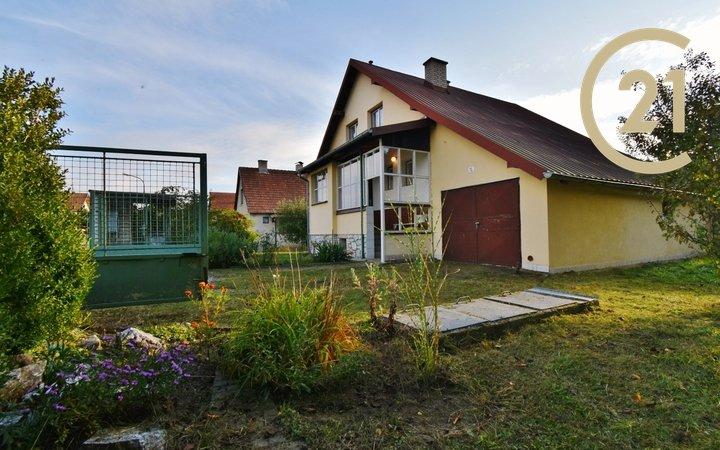 Prodej chalupy 250 m² - ve známé rekreační obci Bítov