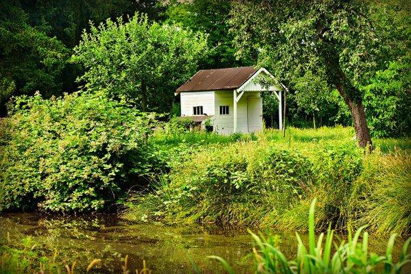 Co byste měli vědět, než se pustíte do stavby zahradního domku.