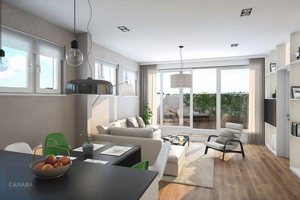 Prodej luxusního bytu 4+kk /terasa/garáž/sklep, 130m2, ul. Bryksova, Praha – Černý Most.  10.119.000,-