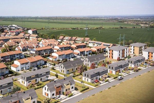 Prodej, Rodinné domy,  96 m², pozemek 266 m2