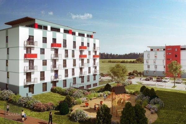 Prodej luxusního bytu 2+kk /balkon/garážové stání/sklep, 60,9m2, ul. Bryksova, Praha – Černý Most. 5 269 000,-