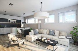 Prodej luxusního bytu 4+kk /terasa/garáž/sklep, 130,5m2, ul. Bryksova, Praha – Černý Most.  12.169.000,-