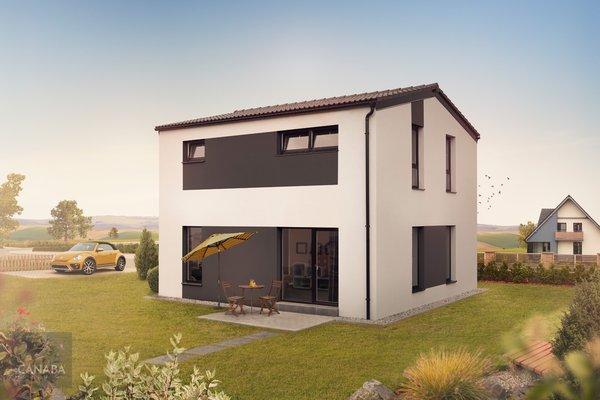 Prodej, Rodinné domy, 96 m², pozemek 402 m²